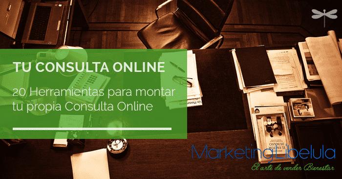 Herramientas para tu consulta online