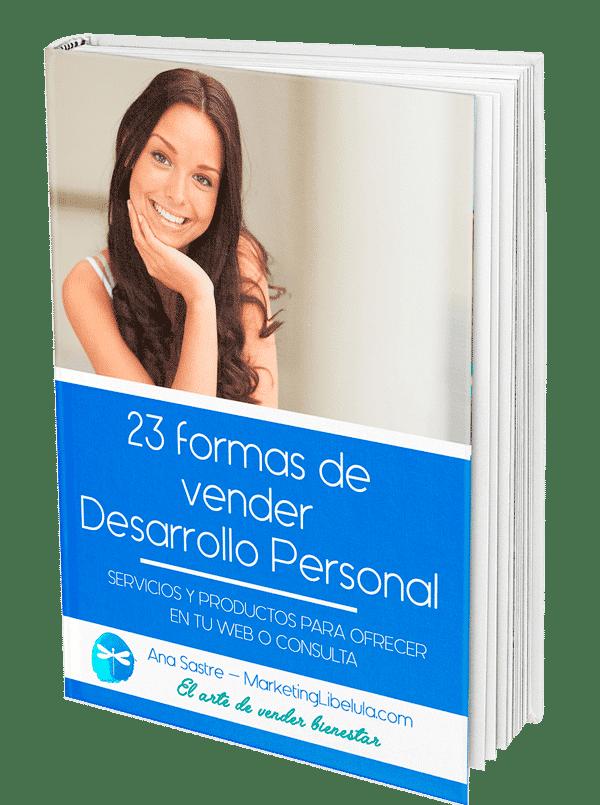 23 formas de vender desarrollo personal