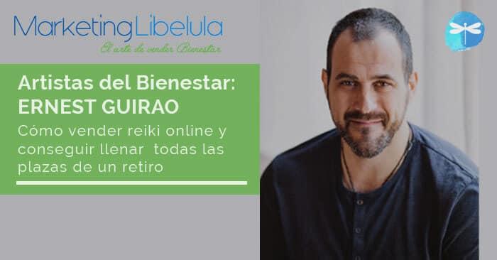 Ernest Reiki Online