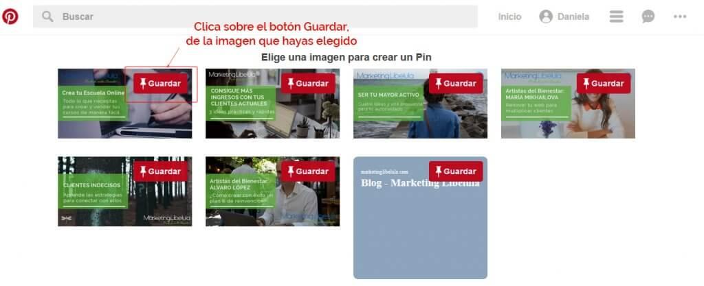 81b46fb575 Pinterest para profesionales del bienestar  duplica las visitas a tu web