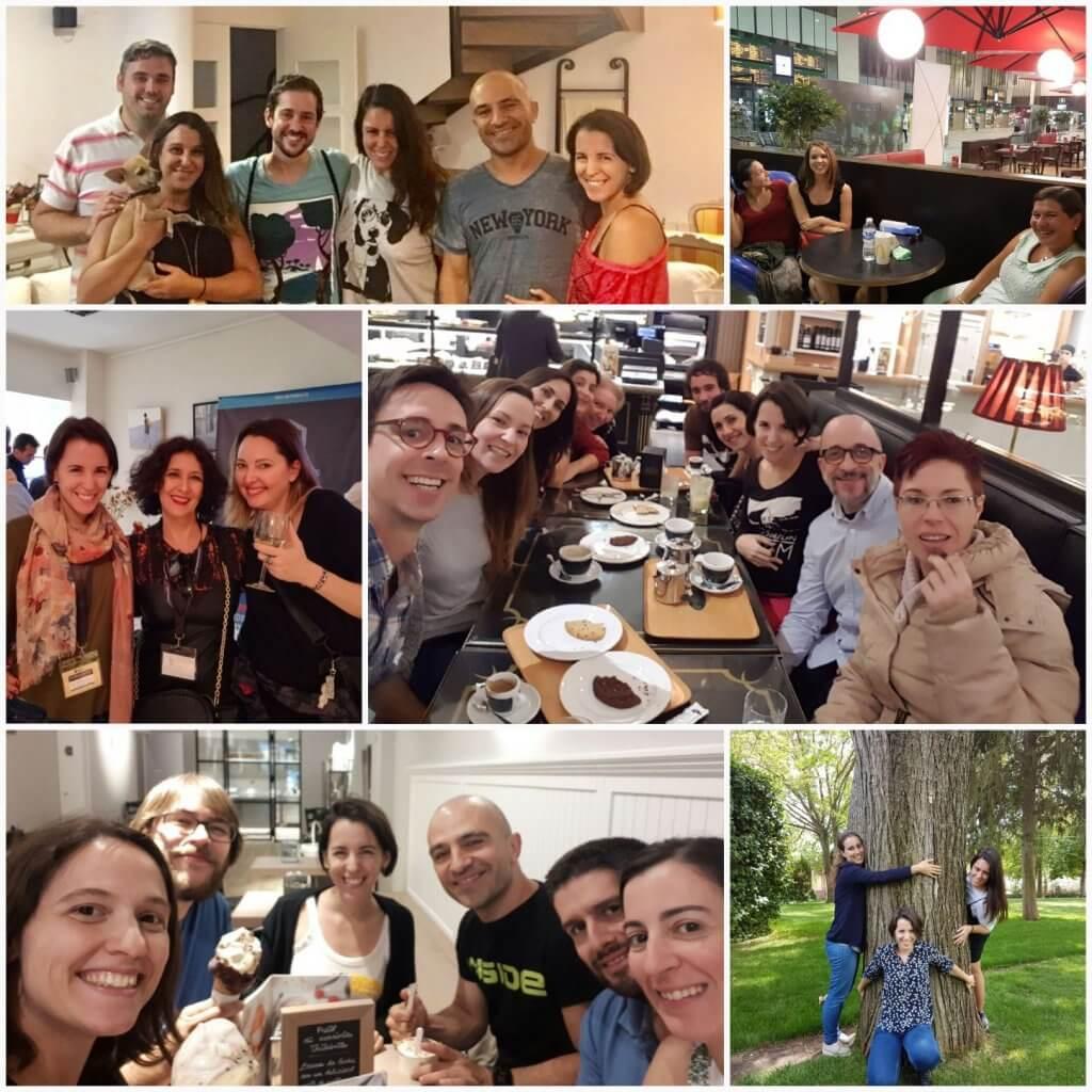 Ana Libelula y amigos 2017