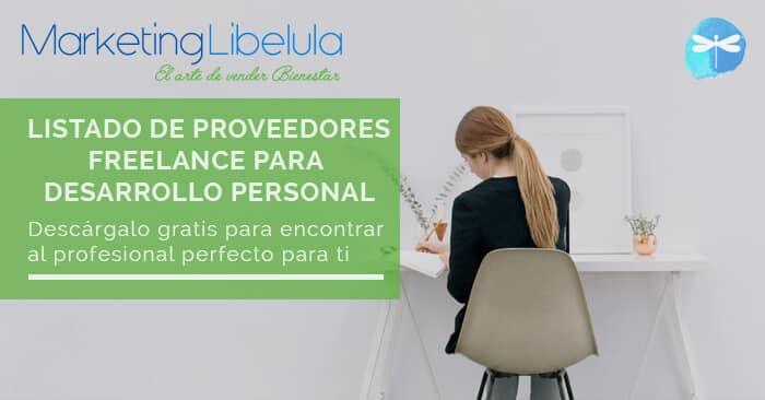 proveedores freelance de desarrollo personalproveedores freelance de desarrollo personal