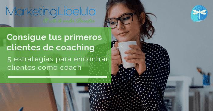 primeros clientes de coaching