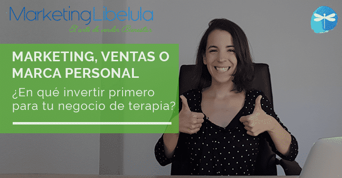 marketing, ventas o marca personal facebook